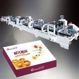 Machine ondulée semi automatique neuve de fabrication de cartons de la norme 2016 (QH-SLJ)