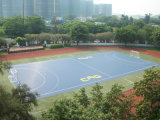 Bevloering van het Handbal van het polypropyleen de Modulaire voor het Hof van het Handbal en Andere Oppervlakte van het Hof van de Sport