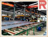 Espulsione di alluminio architettura di alluminio/di alluminio (RAL-206)