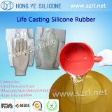 Borracha de silicone médica para o membro artificial