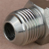 Jic Male Straight Fitting mit Zinc Plating Fitting