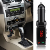 De FM Transmitter van Car MP3 Player van Bluetooth met Dual USB /Car Charger