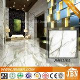 Carrara-super weiße Marmorbodenbelag-Porzellan-Fliese (JM88067D)