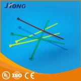 Verschillende Kleuren jh-2.5-12mm Zelfsluitende UL Goedgekeurde Nylon Band van de Kabel Nylon66