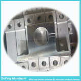 Aluminiumfabrik-Metall, das CNC-Aluminium-Profil aufbereitet