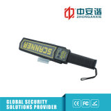 Детектор металла обеспеченностью высокой точности посольства ручной с ядровым светлым сигналом тревоги