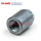Interruptores de PCB de alumínio com tecnologia Self Clinching