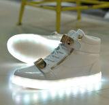 OEM Customsize LEIDENE Schoenen voor Mensen met het Af:drukken van de Ster