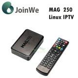 Caixa do linux IPTV do mag 250
