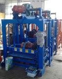 Machine de fabrication de brique manuelle de l'argile Zcjk4-40