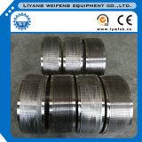 合金またはステンレス鋼のリングは供給の餌機械のために停止するまたは木餌の製造所のリングは停止する