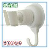 Support de bride de mur de tête de douche d'aspiration pour la salle de bains