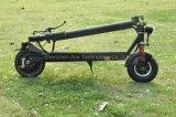 اثنان عجلات [سكوتر] كهربائيّة مع شامة وكرسي تثبيت