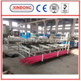 Quadruple PVC pipe ligne de production