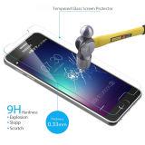 9h 2.5D Samsung 은하 주 5를 위한 0.33mm 돌린 가장자리 강화 유리 스크린 프로텍터