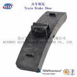 ISO9001: 2008 Zusammensetzung Brake Shoe für Railway