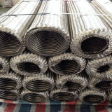 Constructeur ondulé flexible de tuyau d'acier inoxydable