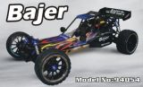 Radio Caotrol Toy 1 / 5ª Escala 4WD Gasolina RC Car