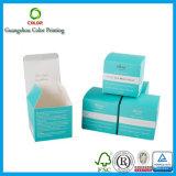 Cadre de empaquetage de papier cosmétique se pliant fait sur commande de cadre de papier de cadeau