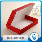 Caixas planas Foldable extravagantes feitas sob encomenda para o vestuário