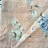 Tela impressa da flanela de algodão da tela de 2016 invernos para pijamas e roupa de noite das senhoras
