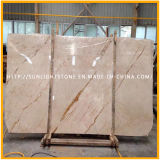 Goldbeige Crema EVA Marmor für Fußboden, Treppen-Fliesen, Countertop