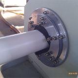Ligne d'extrusion de pipe de PVC avec la double boudineuse à vis
