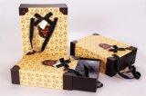 Vakje van de Gift van het Document van de Stijl van de lade het Kosmetische met het In reliëf maken