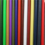 2016 matérias têxteis dos produtos novos & couro material de couro do Synthetic do processador central da mobília