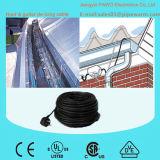 De Ontijzelende Kabel Roof&Gutter van uitstekende kwaliteit om de Dam van het Ijs te verhinderen