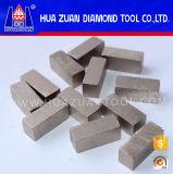 het Segment van de Diamant van 1600mm China voor het Marmeren Knipsel van de Steen