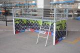 MITTLERES Lagerschwelle Bett-Fußball Baumuster