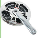 Buena calidad Chainwheel de acero para la bicicleta