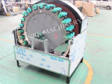 De Wasmachine van het Recycling van de Fles van het Glas van Semiauto