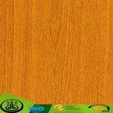 Le papier décoratif des graines en bois a estampé avec du matériau non toxique