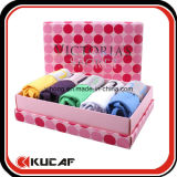 Printed feito sob encomenda Colored Box para Packaging Cloth, Underware