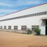 Schöne Entwurfs-Licht-Stahlkonstruktion-Werkstatt für Verkauf