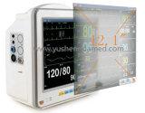 Monitor paciente veterinário do multiparâmetro da tela de toque da alta qualidade