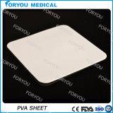 Tamponi chirurgici medici della spugna di protezione degli occhi dei germogli del materiale a gettare PVA con la FDA ISO13485 del Ce