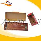 Rectángulo de regalo del rectángulo de lápiz del color de la cartulina