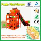 Máquina de bloqueio concreta Semi automática do bloco de Qt4-24b