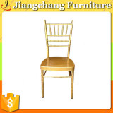 판매 (JC-ZJ104)를 위한 Chiavari 도매 겹쳐 쌓이는 금속에 의하여 이용되는 의자