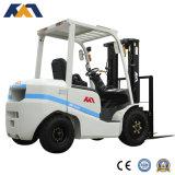 Caminhão de Forklift Diesel da aparência 3ton de Tcm com o Forklift japonês de Isuzu