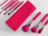 9 частей красотки оборудуют щетки состава Rose логоса Costom красные