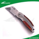Складывая резец общего назначения бумажного ножа безопасности