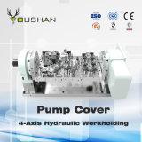 Doosan 기계로 가공 센터를 가진 펌프 덮개 4 축선 유압 Workholding