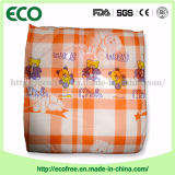 검사된 Hol Sale Disposable Baby Diaper Exort와 Wholesale