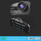 Neues Arrive Fisheye Lens Zinc Alloy HD DVR Manual Car DVR mit G-Sensor Xy-W68