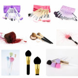 Profissional 32piece Hot Pink Synthetic Hair Makeup Brush Factory Wholesale