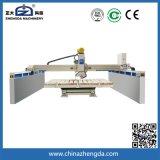 Máquina de corte automática infravermelha da ponte com pé de aço (ZDH-400)